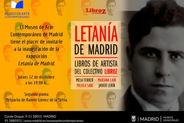 Exposición de LibroZ en el Museo de Arte Contemporáneo